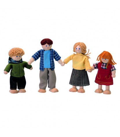 Plan Toys – Doll Family