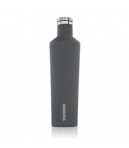 Corkcicle – Canteen 25oz Matte Grey
