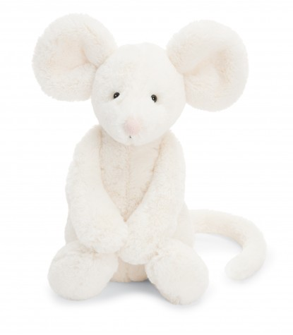 Jellycat Bashful Mouse Medium