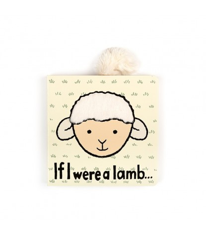 Jellycat – If I Were a Lamb Board Book