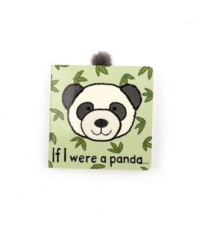 Jellycat – If I Were a Panda Board Book
