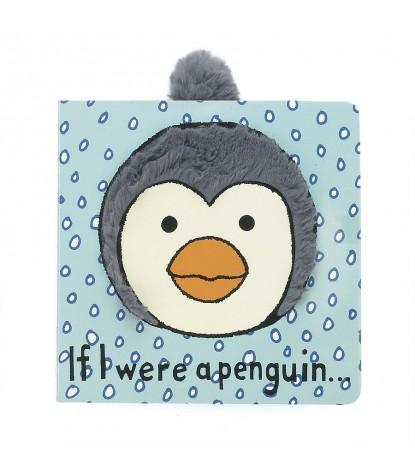 Jellycat – If I Were a Penguin Board Book