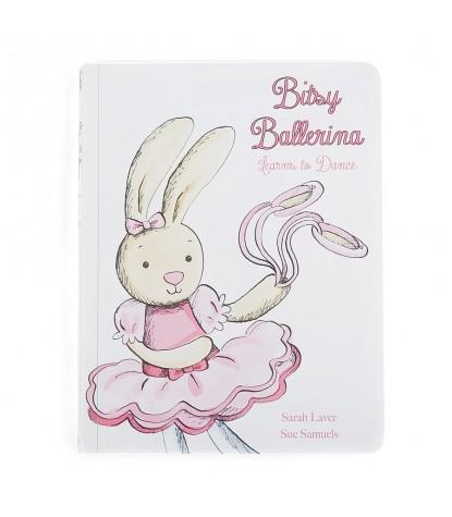 Jellycat – Bitsy Ballerina Board Book