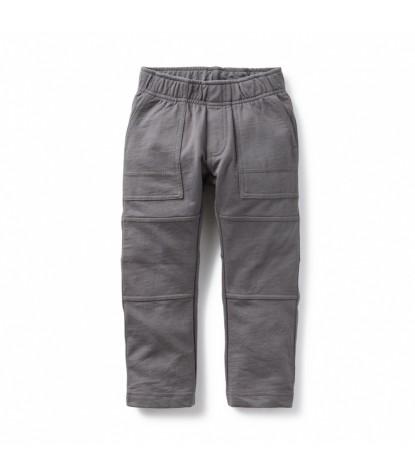 Tea Collection – French Terry Playwear Pants Thunder Grey