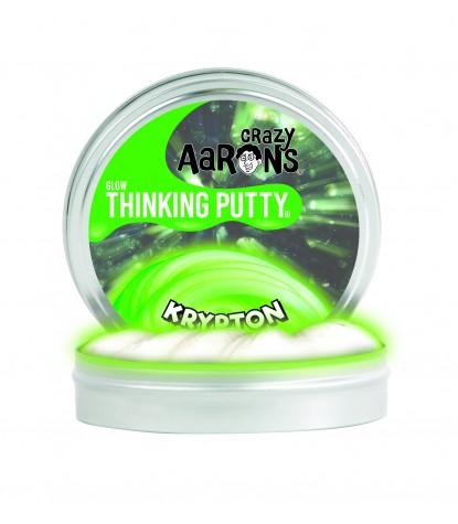 Crazy Aaron's Thinking Putty - Krypton