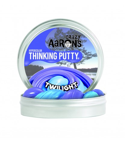 Crazy Aaron's Thinking Putty - Twilight
