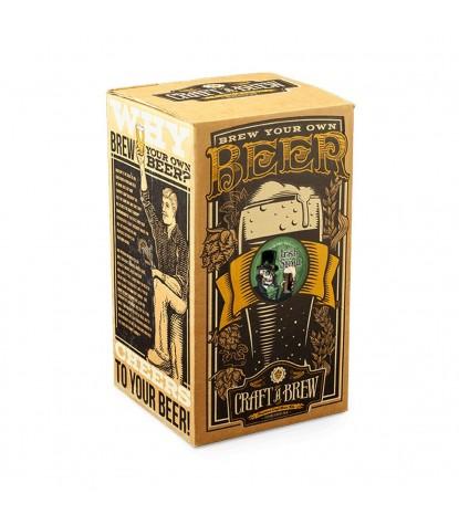 Craft a Brew Bone Dry Irish Stout Beer Kit Packaging