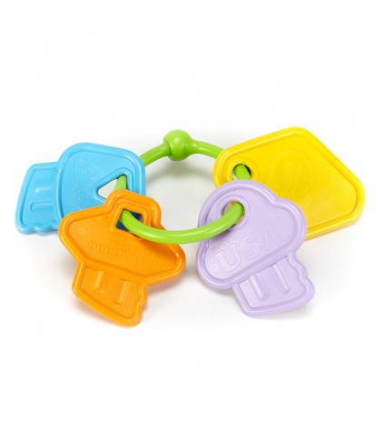Green Toys – My First Keys Teether