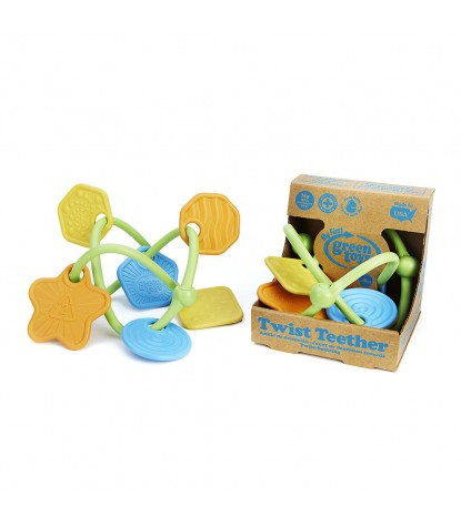 Green Toys – Twist Teether