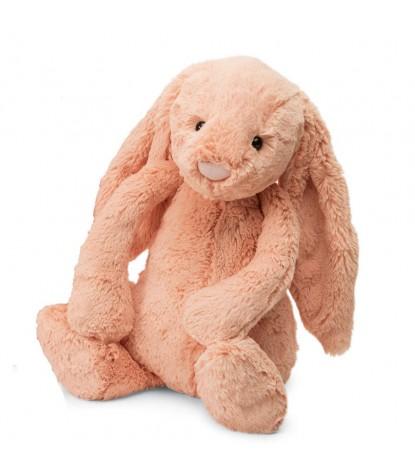 Jellycat - Bashful Peach Bunny Large