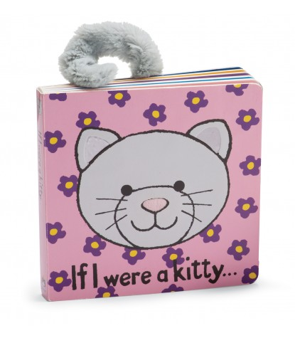Jellycat – If I Were a Kitty Board Book