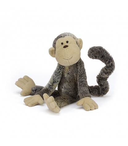 Jellycat Medium Mattie Monkey Soft Toy
