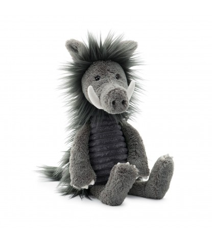 Jellycat Snaggle Baggle Walter Warthog