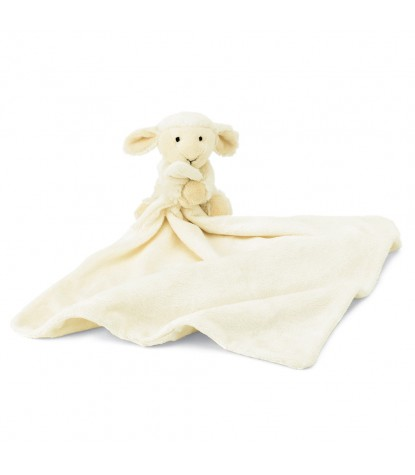 Jellycat – Bashful Lamb Soother