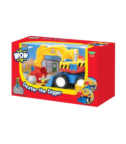 Wow Toys – Dexter Digger