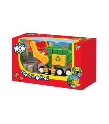 Wow Toys – Flip 'n' Tip Fred