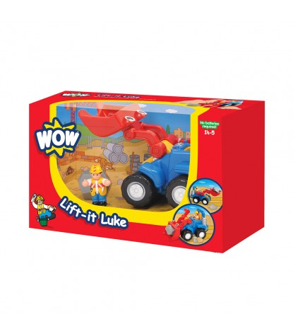 Wow Toys – Lift-it Luke