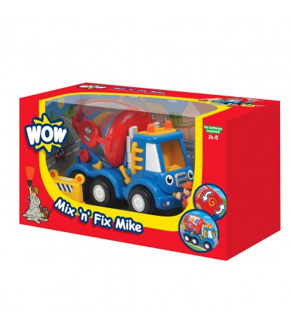 Wow Toys – Mix 'n' Fix Mike