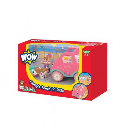 Penny's Pooch 'n' Ride Packaging