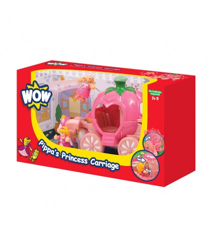 Wow Toys – Pippa's Princess Carriage