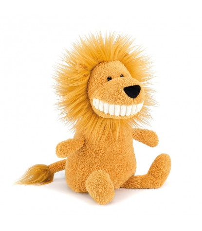 Jellycat – Toothy Lion