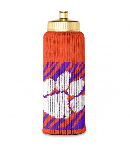 Freaker USA Bottle Insulator Clemson Tiger Stripe