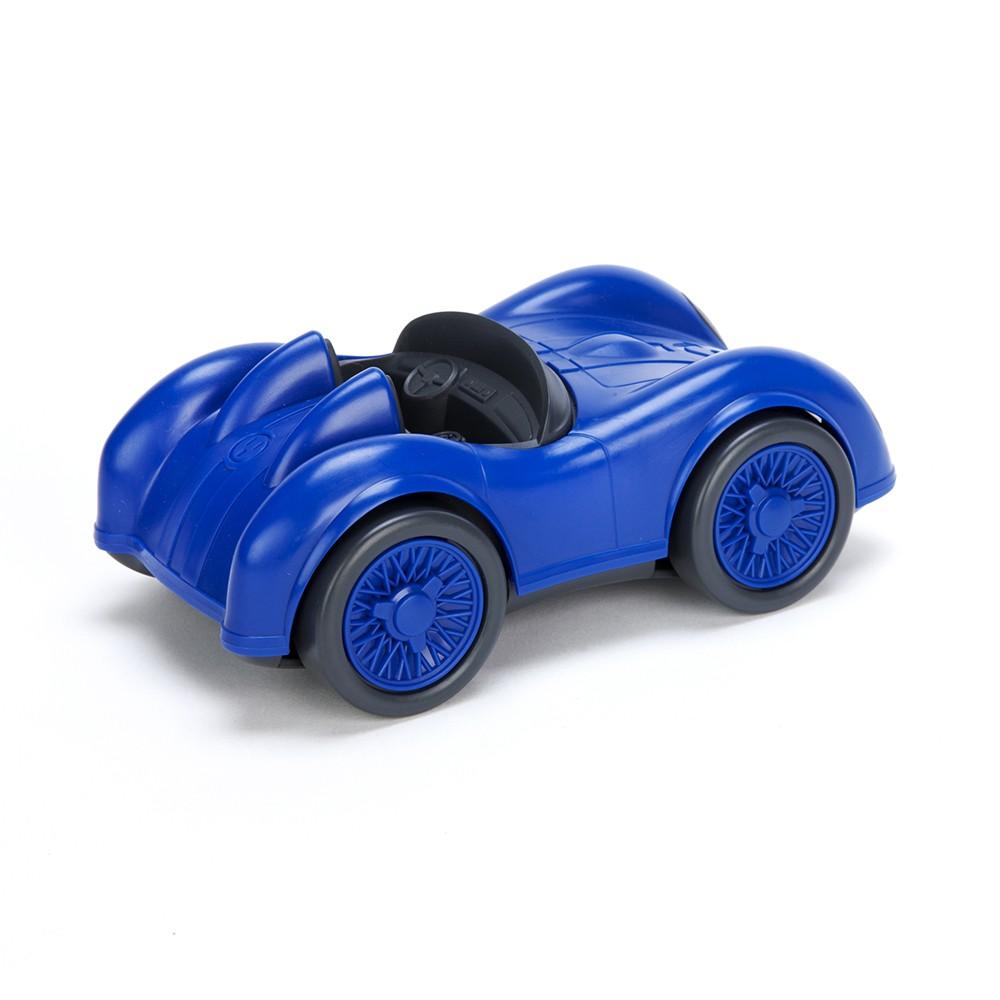 Green Toys Race Car : Green toys blue race car
