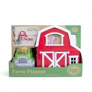 Green Toys Farm Playset Packaging