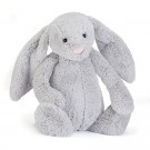 Jellycat – Bashful Grey Bunny Huge