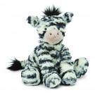Jellycat – Fuddlewuddle Zebra Medium