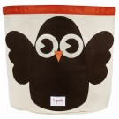 3 Sprouts – Owl Storage Bin