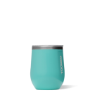 Corkcicle Stemless 12oz Tumbler in Turquoise