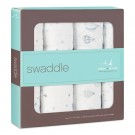 Aden + Anais - Swaddle 4-Pack Night Sky
