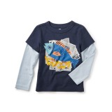 Tea Collection - Fish & Chips Graphic Tee