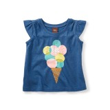Tea Collection - Sweet As Graphic Baby Tee