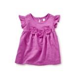 Tea Collection - Hovea Applique Baby Tunic