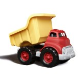 Green Toys – Dump Truck, Red & Yellow