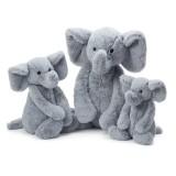 Jellycat - Bashful Grey Elephant Huge
