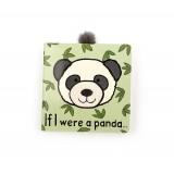 Jellycat – If I Were a Panda Board Book