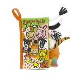 Jellycat – Farm Tails Soft Book