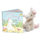 Jellycat – Unicorn Dreams Board Book