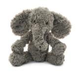 Jellycat - Squiggle Elephant Grey