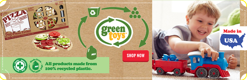 Green Toys Made in the USA